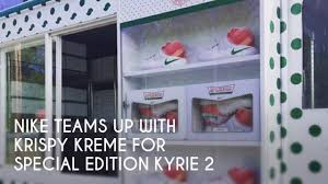 NIKE TEAMS UP WITH KRISPY KREME FOR SPECIAL EDITION KYRIE 2 ... Huge Rat Runs Off With Krispy Kreme Doughnut Across Car Park As Nike Teams Up With Krispy Kreme For Special Edition Kyrie 2 From The Ohio River To Twin City North Carolina Nike And Make For An Unlikely Sneaker Collaboration Greenlight Colctibles Hitch Tow Series 4 Set Nypd Doughnuts Plastic Delivery Truck Van Coffee Tea Cocoa Close Blacksportsonline Amazoncom 164 Hd Trucks 2013 Intertional Full Print Freightliner Sprinter Wrap Car