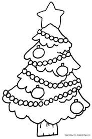Christmas Coloring Page Photo