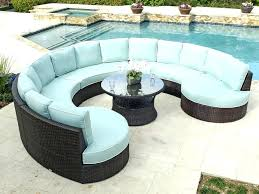 Fantastic Resin Wicker Patio Furniture On Sale Sectional Christmas Tree Shop
