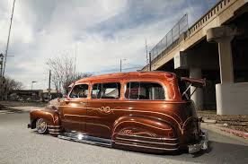 100 1948 Chevy Panel Truck Custom