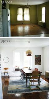 10 Awesome Dining Room Transformations DesignSponge
