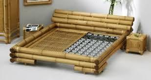 resultado de imagen para camas de bambu bamboo bed frame