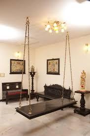oonjal u2013 wooden swings in south indian homes indoor swing teak