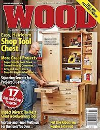 wood amazon com magazines