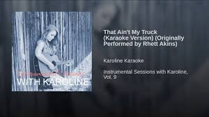 That Ain't My Truck (Karaoke Version) (Originally Performed By Rhett ... Peyton Manning Teams With Thomas Rhett For Country Duet Video Am Akins Hecoming Local News Valdostadailytimescom Talks Fathers Influence On Career Tidal Listen To New Album Life Changes Rolling Stone Delivers A Tangled Up Collection Of Country Tunes Hits Daily Double Rumor Mill Country Back To The Future That Aint My Truck Acoustic Cover Youtube She Said Yes By Apple Music
