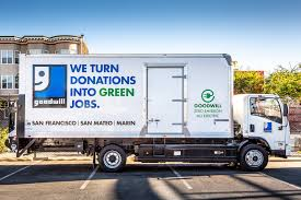 100 Goodwill Truck Electric Fleet Launch And Expo Of San Francisco