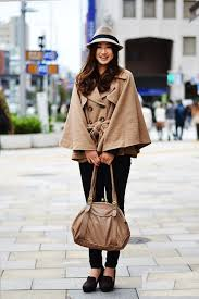 Cape Coat For Layering