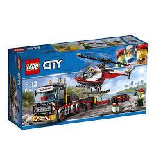 100 Lego Toysrus Truck LEGO City Great Vehicles Heavy Cargo Transport 60183 ToysRUs