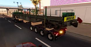 Oversize Trailers U.S.A. V4 Mod - ATS Mod | American Truck ... Truck Trailer Transport Express Freight Logistic Diesel Mack Two Semi Tractor Trucks With Trailers At A Truckstop On Inrstate Volvo For Sale Commercial 888 8597188 Yellow Peterbilt And Reefer Thermo King Show Of Truck Beamng Drive Alpha Pickup Truck Trailer Small Island Usa Fuel Tank 10 Ats American Simulator Mod Rc Semi Tamiya With Dickie Linde H40 Fork Lift Skins Trailers Mexicousa Companies 12 Chicago Illinois Usa May 3 2014 Stock Photo 213470983 Shutterstock Android Ios Youtube Double Box