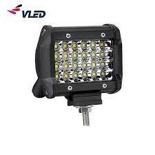 100 Lights For Trucks Hot Item Wholesaler 12V24V LED Cube Light For Jeep CREE Pod LED Car