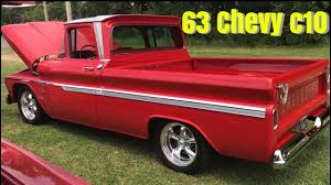 100 1963 Chevy Truck Car Shows63 Chevy Pickup YouTube