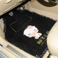 Cute Car Floor Mats by Buy Wholesale Sale Lace Universal Front Rear Carpet Decorative Car