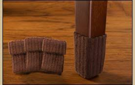 Rubber Furniture Pads For Wood Floors by Home
