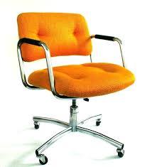 Orange Desk Chair Uk Medium Size Desk fice Chair Retro Desk