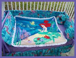 blue little mermaid baby blanket pretty little mermaid baby