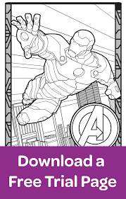 Crayola Color Alive And Colar Mix Coloring Pages