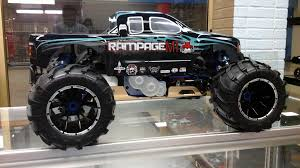 100 Rc Gas Trucks Rampage MT V3 15 Scale Monster Truck Free Shipping USA RC