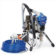 Best Airless Paint Sprayer For Ceilings by Graco Pro210es Airless Paint Sprayer 17d163 The Home Depot