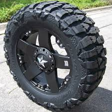 100 4x4 Truck Rims I Just Love These Rockstar Tires I Want Pinterest Rims