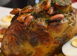 cuisine marocaine en langue arabe cuisine marocaine recette de gigot d agneau rôti aux épices
