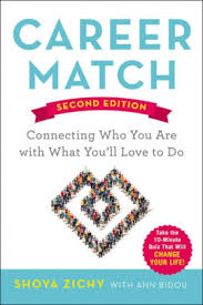 Career Match Connecting Who You Are with What You ll Love to Do