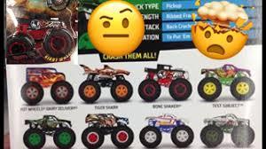 100 Hot Wheels Monster Jam Trucks List NEW 2019 HOT WHEELS HOT WHEELS MONSTER TRUCKS YouTube