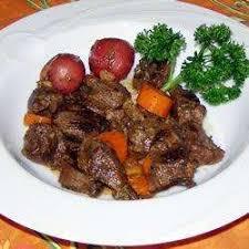 cuisiner le chevreuil facile recette ragoût de chevreuil toutes les recettes allrecipes