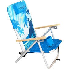 Rio Gear Backpack Chair Blue by Hang Ten Backpack Beach Chair Sunset By Hang Ten Low Seat Sand