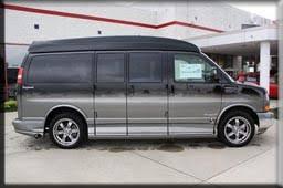 Chevy Conversion Van Florida