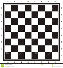 Chess Board Clipart