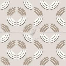 Interior 3D Wall Panel Texture Seamless 02727