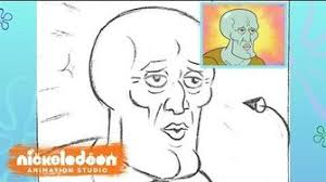the two faces of squidward encyclopedia spongebobia fandom