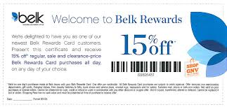 Belk Online Coupon Code July 2018 / Namecoins Coupons