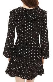polka dot dress nordstrom