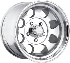100 16 Truck Wheels Pacer 4P LT Mod Polished 15X8 TireBuyer