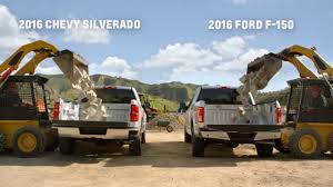 Phillips Chevrolet - Chevy Silverado Vs. Ford F-150 Truck Beds ...