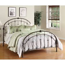 Queen Bed Frame For Headboard And Footboard by Hillsdale Jacqueline Metal Bed Hayneedle