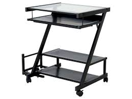 petit bureau informatique conforama bureau informatique fusion ii coloris noir vente de bureau