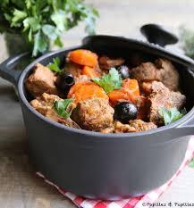 cuisiner le sanglier au four daube de sanglier aux olives
