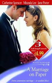 A Marriage On Paper Mills Boon By Request Amazonco