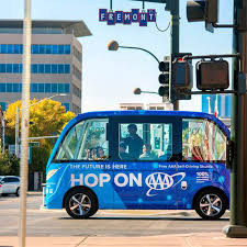 100 Las Vegas Truck Driver Jobs A Selfdriving Shuttle In Got Into An Accident On Its