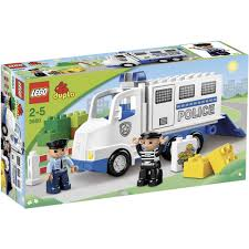 LEGO® Duplo® 5680 Police Truck From Conrad.com Custom Lego City Animal Control Truck By Projectkitt On Deviantart Gudi Police Series Car Assemble Diy Building Block Lego City Mobile Police Unit Tractors For Bradley Pinterest Buy 1484 From Flipkart Bechdoin Patrol Car Brick Enlighten 126 Stop Brickset Set Guide And Database Here Is How To Make A 23 Steps With Pictures 911 Enforcer Orion Pax Vehicles Lego Gallery Swat Command Vehicle Model Bricks Toys Set No 60043 Blue Orange Tow Trouble 60137 Cwjoost
