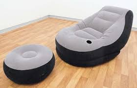Intex Inflatable Sofa With Footrest by Intex Inflatable Chair With Ottoman 100 Images Inflatable