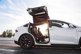2016 Tesla Model X P90D Ludicrous First Test Review Motor Trend