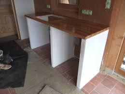 faire une cuisine le b ton cir investit la cuisine c t maison fabriquer sa en beton