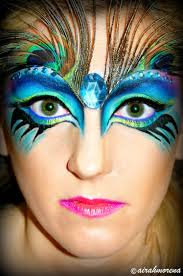 Halloween Half Mask Ideas by Complete List Of Halloween Makeup Ideas 60 Images Masquerade