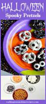 Utz Halloween Pretzels by Recipe Chocolate Covered Spooky Halloween Pretzels Walking On