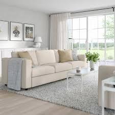 vimle 3er sofa gunnared beige