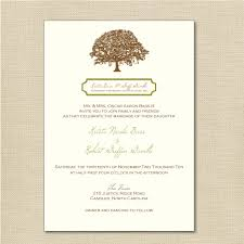 Affordable Letterpress Wedding Invitation