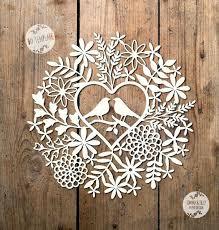 Paper Cutting Designs Simple Templates Easy Design Tutorial